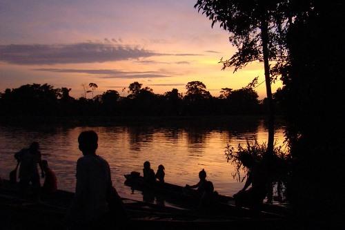 шаманское путешествие в Паоян шипибо