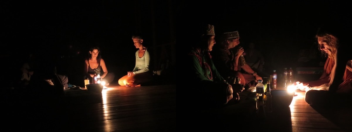 Ayawasca. Церемонии аяваски