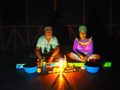 Аяваска. Впечатления о первом опыте шаманских церемоний с маэстро Шипибо